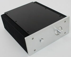 New-amplifier-chassis-DIY-home-audio-amplifier-case-size-262-223-92mm