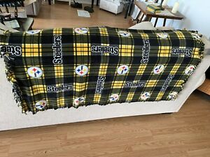 Pittsburgh-Steelers-Decorative-Throw-NEW