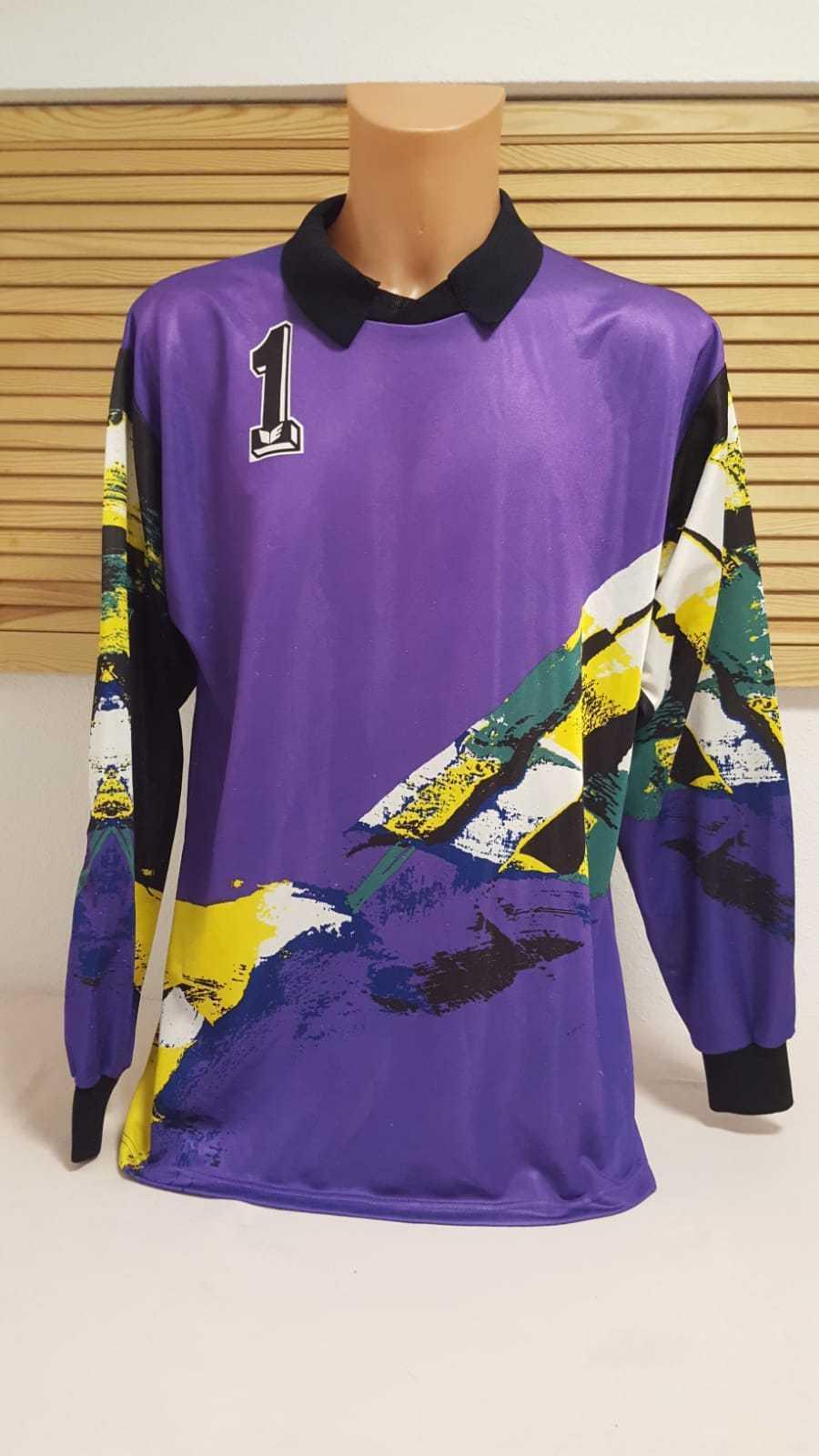 Erima Vintage Retro Torwart Trikot Shirt Jersey Camiseta Goalkeeper Maillot XL    Angemessene Lieferung und pünktliche Lieferung