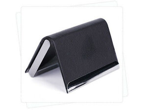 Contracted beautiful leather business credit id card holder cases contracted beautiful leather business credit id card holder cases wallet gift reheart Image collections