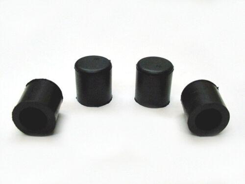 "4x Fits Pontiac 5//8/"" Water Pump Heater Core Rubber Caps Blockoff Plugs nos"
