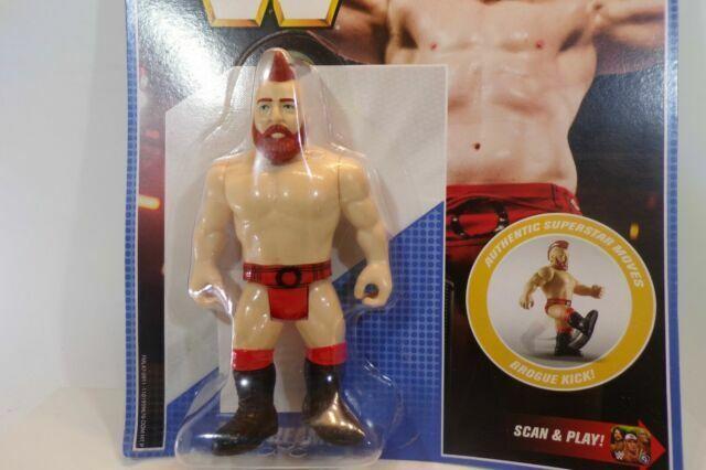 Kurt Angle Raw WWE DMG Pack Retro MATTEL Serie 7 Lucha Libre Figura De Acción Básica