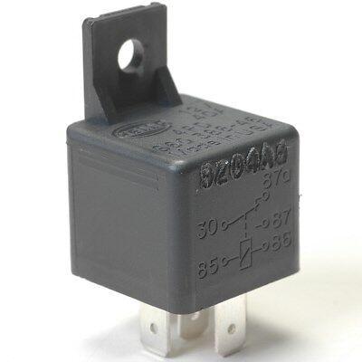 Hella 12 Volt Dual Circuit Universal Relay 20Amp / 40 Amp