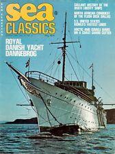 SEA CLASSICS V9 N2 LAST OF WW2 LIBERTY SHIPS / USCG COAST GUARD CUTTER NORTHLAND