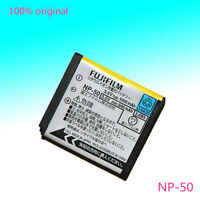 100% Original Fujifilm Np-50 Battery For Fujifilm F200 F300 F60 F70 80 Z100fd
