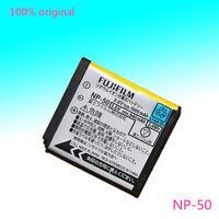 100% Original Fujifilm Np-50 Battery For Fujifilm F200 F300 F60 F70 80 Z100fd