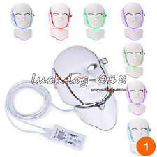 LED Anti Ageing Photon, Wrinkle, Acne Removal Skin Rejuvenation Face & Neck Mask