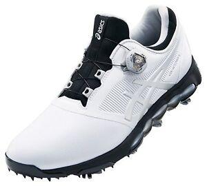 Asics Golf Soft Spike Shoes Gel Ace Pro X Tgn922 White