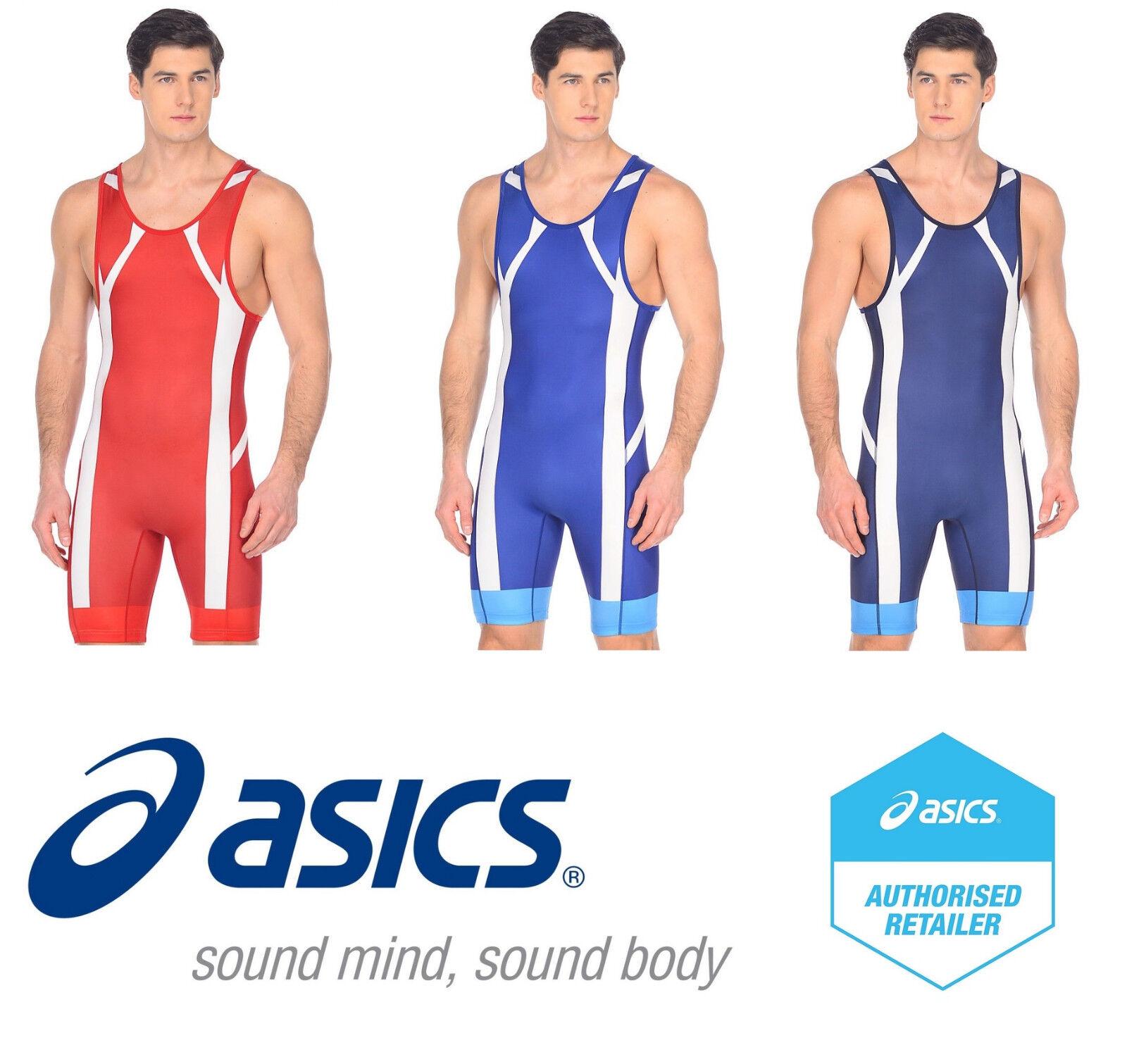 Asics Wrestling Suit Singlet ASICS Ringe Trikot 157516 UWW