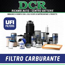 1.6 dCi 96KW 130CV Filtro carburante UFI 24.061.01 NISSAN QASHQAI J10, JJ10