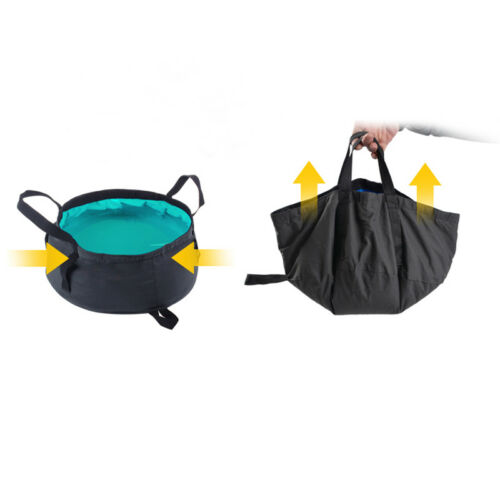 Camping & Outdoor Camping-Waschbecken Foldable Wash Basin Sink Water Bag Portable 8.5L For Camping Outdoor-Hiking