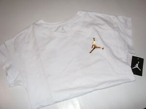 Jordan-Sign-Off-Tee-Shirt-White-Girls-Grade-School-Size-Large-NWT-454996-001