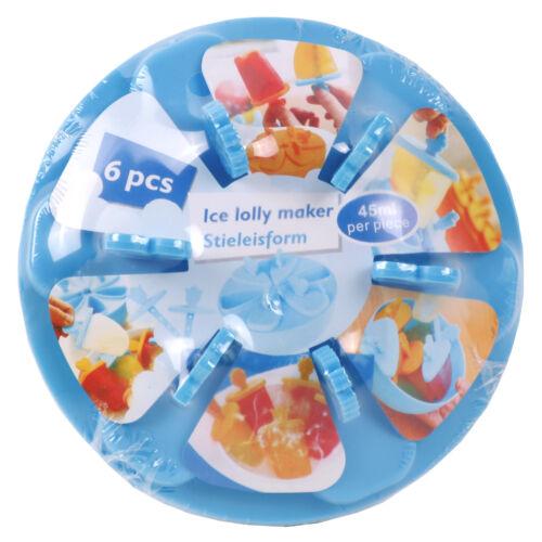 OVP /& NEU Ice Lilly Maker eisform für Kinder Wassereis und mehr Stieleisform