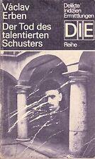 Der Tod des talentierten Schusters - Vaclav Erben * DIE-Reihe * DDR 1980