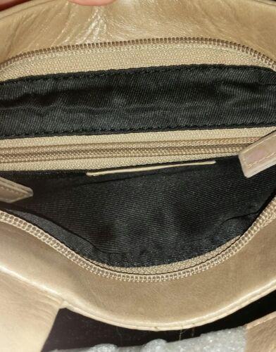 Handbag Vera pelle Taurus qualità Nuovo Tan Womens tracolla bella qgnAXwd