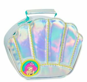 Nwt Disney Store Ariel Lunch Tote Box Bag School Princess
