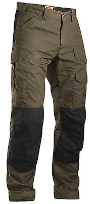 Fjällräven Barents Pro 81761 dark oliv dark oliv G-1000 Jagdhose Outdoorhose