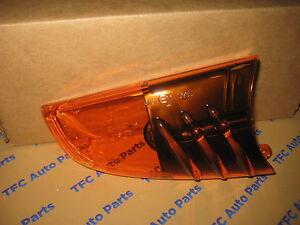 Chevy Gm Trailblazer Lh Mirror Turn Signal Lens W Bulb