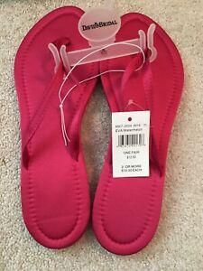 davids bridal Flip Flops Nwt XL   eBay