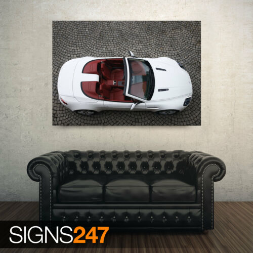 CAR POSTER Photo Picture Poster Print Art A0 to A4 ASTON MARTIN CAR 9 AD204