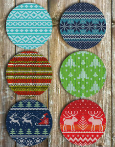 Ugly-Sweater-Neoprene-Christmas-Drink-Coasters-Set-Of-6-Gift-Ideas