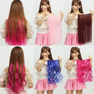 Invisible synthetic hair extensions wire headband straight curly image is loading invisible synthetic hair extensions wire headband straight curly pmusecretfo Images