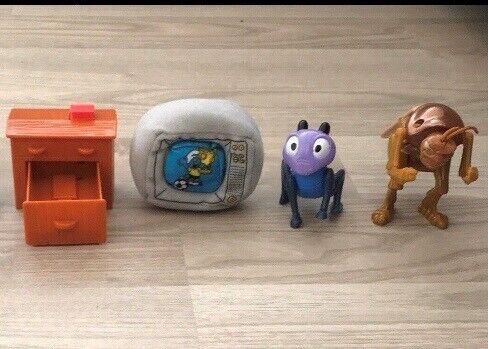 Andet legetøj, McDonalds figurer