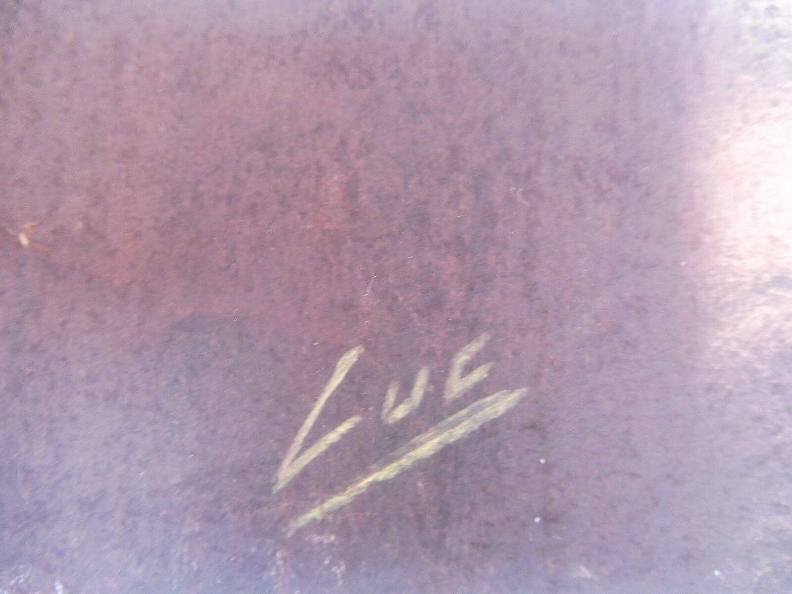 Beau, vieux tableau __ Féminin Féminin Féminin Acte __ signé: Luc __ érotique __! | Achats En Ligne  eec71e