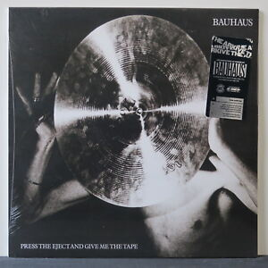BAUHAUS-039-Press-The-Eject-And-Give-Me-The-Tape-039-Ltd-Edition-Vinyl-LP-NEW-SEALED