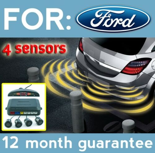 Kit de Sensor de Aparcamiento Marcha Atrás Reversa Ford Transit Conectar Zephyr Zodiaco MK 1V