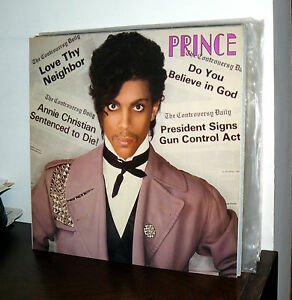 PRINCE-LP-CONTROVERSY-N-MINT