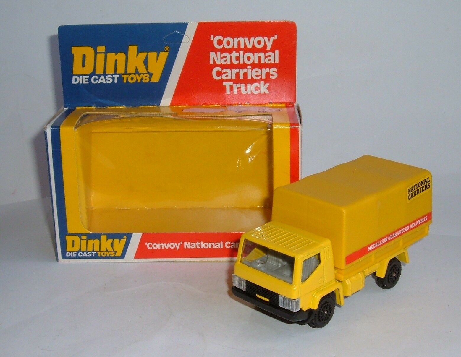 Dinky Toys No. 383, 'Convoy' National Carriers Truck, - Superb