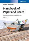 Handbook of Paper and Board (2013, Gebundene Ausgabe)