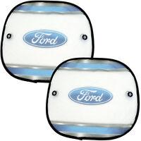 Ford Elite Logo Sunshade Universal Car Truck Side Passenger Sun Shade