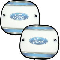 Ford Elite Logo Sunshade Universal Car Truck Side Passenger Sun Shade