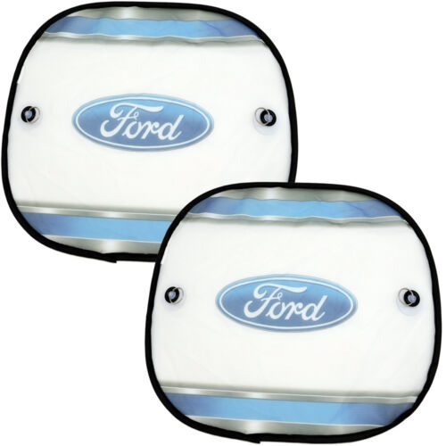 2 piece Elite Sunshade Universal Car Truck Side Passenger Sun shade New for Ford