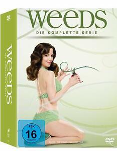 22-DVD-Box-WEEDS-KOMPLETTE-SERIE-STAFFEL-1-8-NEU-OVP-lt