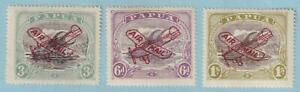 PAPUA-C2-C4-AIRMAILS-MINT-HINGED-OG-NO-FAULTS-EXTRA-FINE-Y003