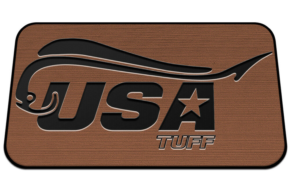USATuff Cooler Pad for YETI 65qt - SeaDek Marine EVA Mat - T B - Mahi Mahi