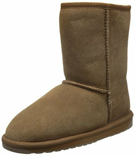 EMU Australia Womens Stinger Lo Winter Real Sheepskin Boots size 5
