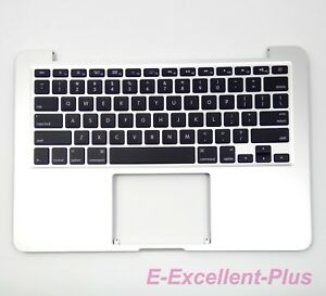 NEW-MacBook-Pro-13-034-A1502-2015-Retina-Keyboard-Palmrest-Top-Case-w-Backlight-US