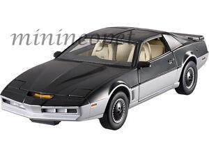 HOT-Wheels-Elite-BCT86-Knight-Rider-1982-82-Pontiac-Trans-Am-K-A-R-R-KARR-1-18