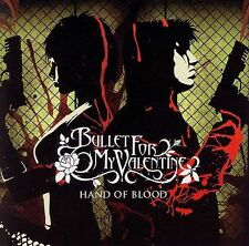 Bullet for My Valentine - Hand of Blood (CD, Aug-2005, Trustkill)