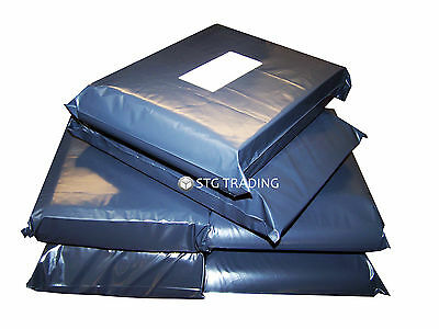Strong Grey Coloured Plastic Mailing Post Poly Postage Bags Self Seal PROMAX