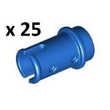 LEGO Bulk Blue Technic 4274 Half Pin 9398 41999 8037 7785 75054 76030 7965 NEW