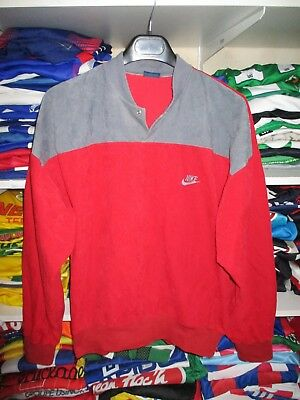 Sweat NIKE Oregon USA vintage années 80 sport rouge shirt made in Italy M | eBay