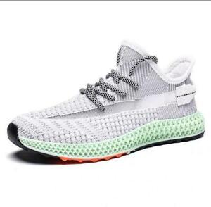 Fashion-Men-039-s-Athletic-Sneakers-Breathable-Running-Trainers-Casual-Sports-Shoes