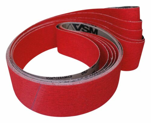 VSM Schleifgewebeband Keramik 100 x 1000mm K 80-756927