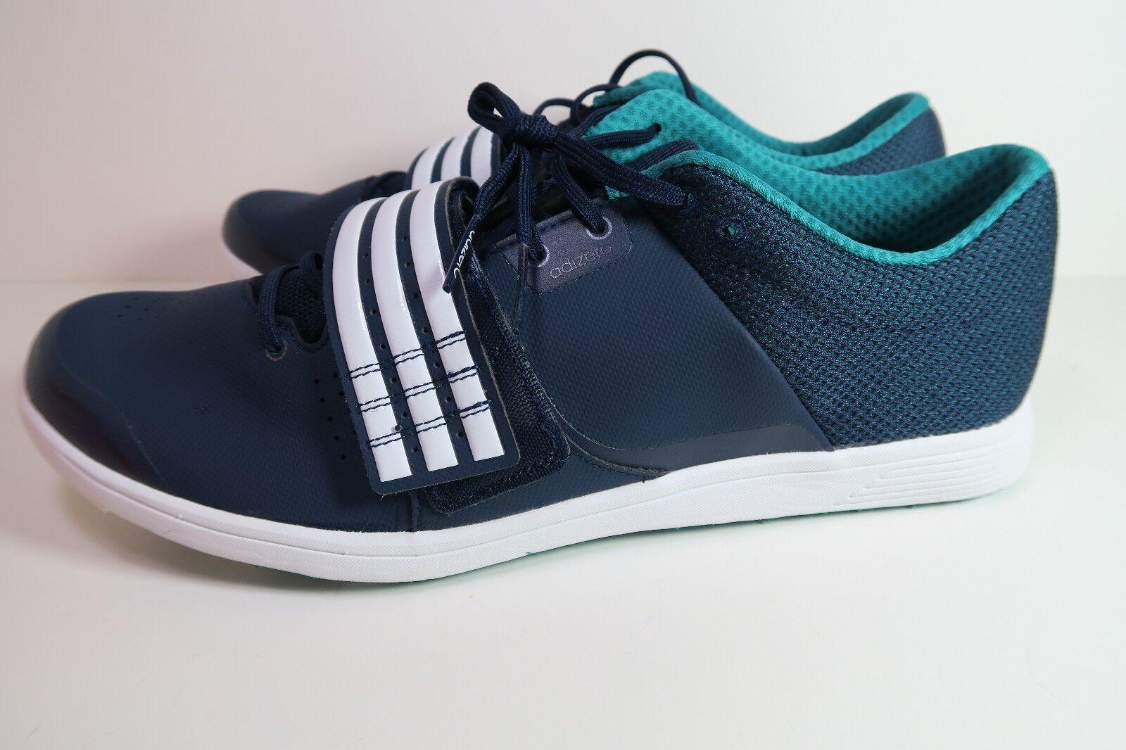 bei springen neuen adidas adizero tj / pv - stabhochsprung springen bei schuhe blaue af5664 größe. fd2d6c