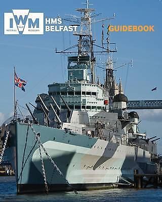 HMS Belfast Guidebook, , Excellent Book